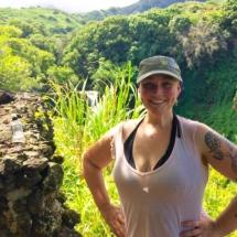 Laurel Hillerson Spear Hiking