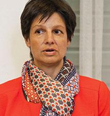 Sabine Tejpar, M.D., Ph.D.